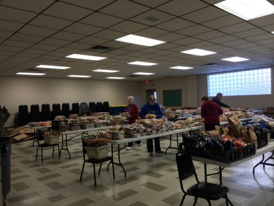 Linwood Food Pantry